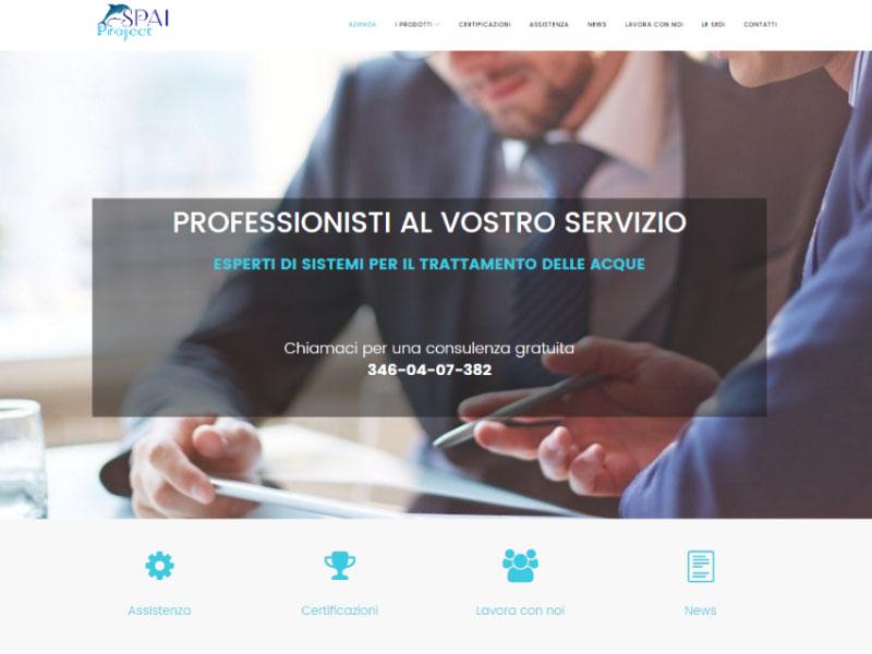 Spaiproject Homepage