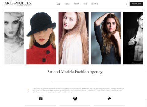 Art and Models – Fashion Agency