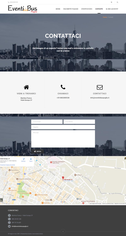 Realizzazione siti internet Martina Franca Taranto ,Video, Foto, SEO , E-commerce - Puglia