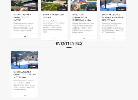 Eventi in bus – Puglia
